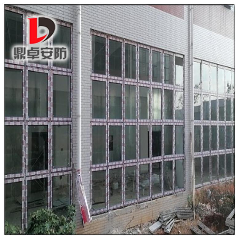 鼎卓泄爆窗云南化工车间泄爆窗工程项目