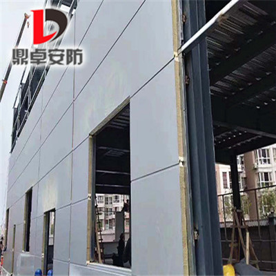 鼎卓泄爆墙厂家与河南加油站签约成功