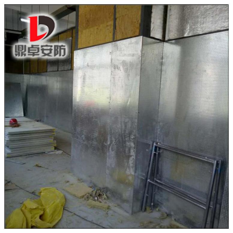 鼎卓抗爆墙厂家与浙江新能源公司合作项目