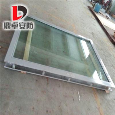 铝制防爆窗