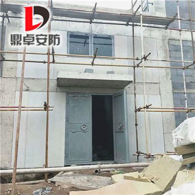徐州发电站安装泄爆门施工工程-鼎卓泄爆门厂家