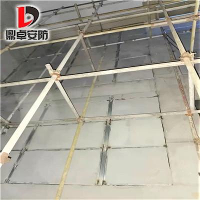 鼎卓为上海建筑安装泡沫混凝土泄爆墙