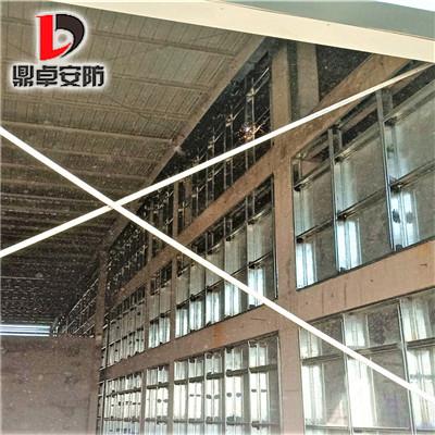 佳木斯抗爆间建筑使用鼎卓厂家施工安装防爆墙
