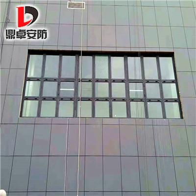 泄爆窗厂家为清远锅炉房建筑安装施工